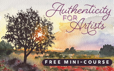 Authenticity for Artists
